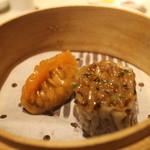 中国飯店 富麗華 - 野菜の天津 餃子とシウマイ