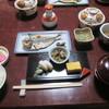 奥湯河原温泉 加満田 - 料理写真:朝食全景