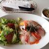 レストラン ポニイ - 料理写真:神楽めしランチは吸い物付き