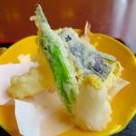 中の濱 - 天ぷら