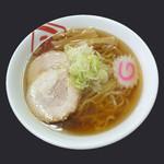 佐野ラーメン いってつ - 料理写真:しょうゆラーメン