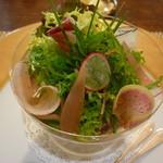 ル・ゴーシュ・セキ - サラダ14.6