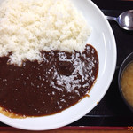 東京チカラめし - カレーライス 並