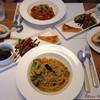 リッテンプラス - 料理写真:パスタは2種類から選べます
