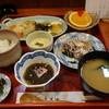 ナスの花 - 料理写真:お昼の日替わり御膳830円