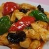 中国料理 洪福 - 料理写真:鶏肉の香り炒め