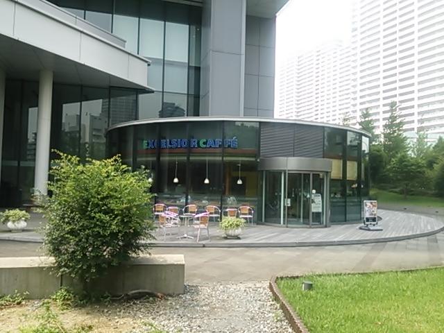 エクセルシオールカフェ 豊洲IHIビル店