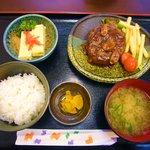 なごみ - ハンバーグ定食