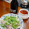 テムジン - 料理写真:酢モツ