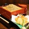 玄庵 - 料理写真:むかしもり天(1,130円)