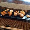 鉄板焼 りんくう  - 料理写真:帆立貝と白身魚のバター焼き