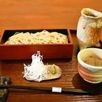日曜庵 - 料理写真:せいろ(980円)