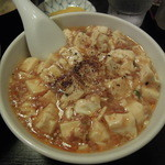綿徳 - 麻婆豆腐定食(ランチ)