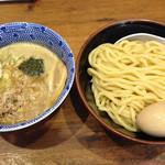 六厘舎 - 味玉つけ麺
