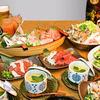 二代目叶え家 ゆとり - 料理写真:二代目叶え家宴会コース4000円