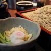 誠月 - 料理写真:おろしせいろ700円