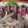 居酒家 しゅん - 料理写真:鰹タレタタキ 1200円