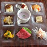KINARI - 前菜