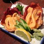 小料理荒井 - ほや(500円+税)2014年6月