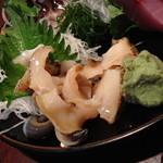 小料理荒井 - 生つぶ貝(700円+税)2014年6月