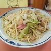 中華料理・天城 - 料理写真:皿うどん太麺700円