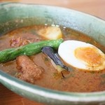 Supaisuresutorankarudamon - 料理写真:酸味が美味しいカシミール