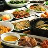 韓屋 - 料理写真:宴会コース