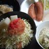 お好み焼き嫩樹 - 料理写真:嫩樹の人気者4品Set