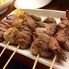 たつや - 料理写真:串焼き盛り合わせなり!