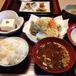 西禅院 - 夕食