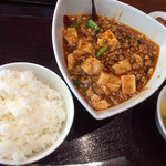 28412455 - 麻婆豆腐定食