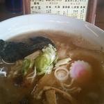 麺房 十兵衛 - 特濃醤油 中