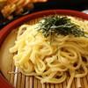 おふくろの味・旬 - 料理写真:小みかんざるうどんセット