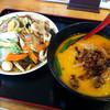 台湾料理 味源 - 料理写真:ラーメンセット