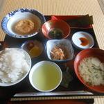 西禅院 - 朝食