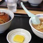 味乃やまびこ - ヤッホーセット 醤油 1000円