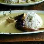 ハコカフェ - 料理写真:タイカレー