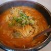 パルパル亭 - 料理写真:ホルモンラーメン 750円
