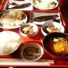 三斗小屋温泉 煙草屋旅館 - 料理写真:夕食