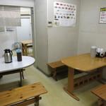 柳橋食堂 - カジュアルな食堂です。