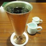 椿屋カフェ 渋谷店 - アイスコーヒー