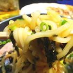 河童子 - 麺リフト