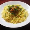アネロ - 料理写真:生ウニのクリームソース