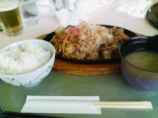 越前武生カントリークラブ レストラン