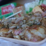 くまさんの京たこ - 料理写真:ガーリックソース