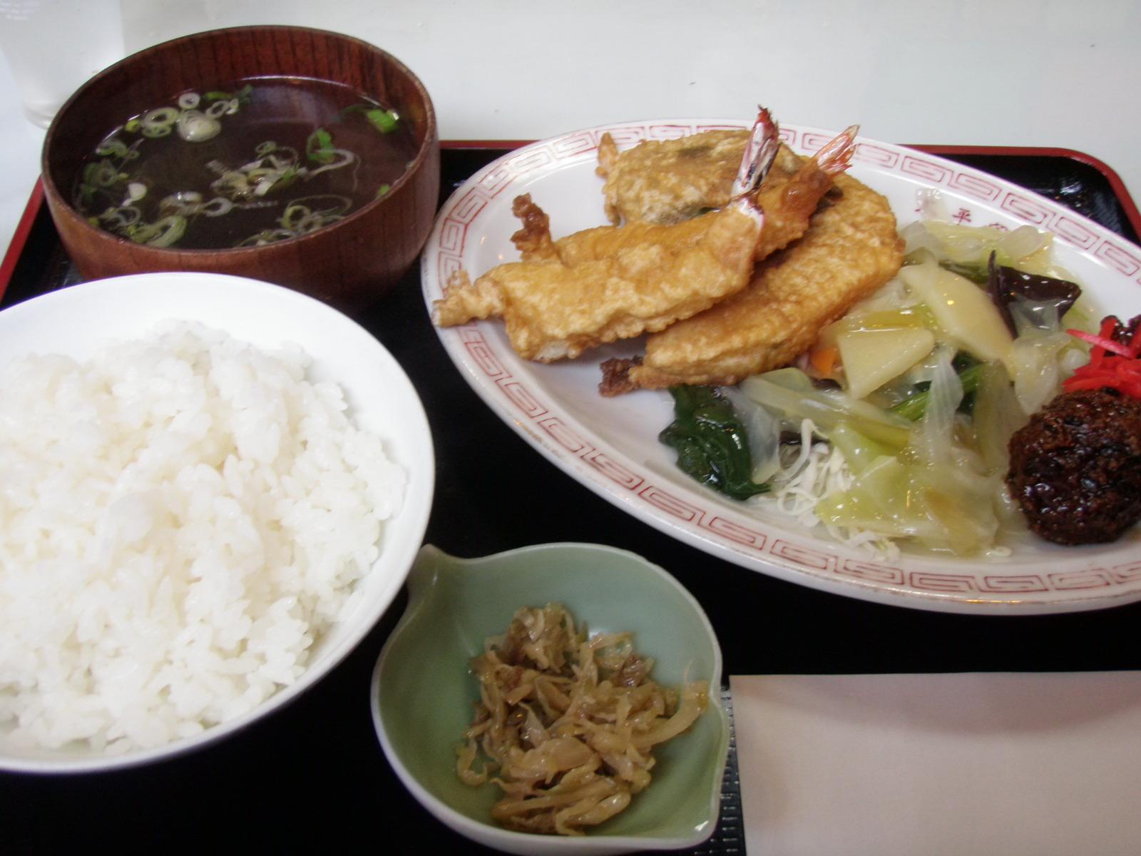 中華料理 太平閣