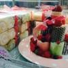 ロールアンドシュー - 料理写真:ロールパーティーは、一口サイズのロールケーキ。6種類の味が楽しめます☆パーティーシーンなどにオススメ!贈り物として地方発送の依頼も多い商品です!
