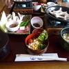 ドライブイン飛山 - 料理写真:飛騨牛付は、ツアー用の特別メニュー