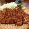 かつ一 - 料理写真:上ロースカツライス(1,300円)