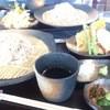 そば処寿々庵 - 料理写真:そばランチ